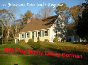 Quidnessett neighborhood home sold