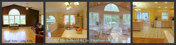 South Kingstown RI Home for Sale near URI real estate
