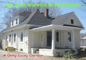 Another Warwick RI Home Sold