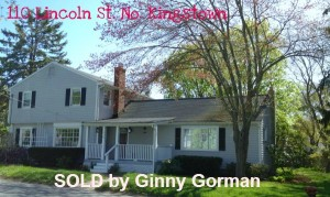 SOLD in North Kingstown RI | Mount View Neighborhood Home