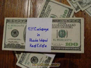 1031 Exchanges in RI Real Estate