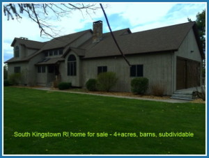 South Kingstown RI Home for Sale | 925 Curtis Corner