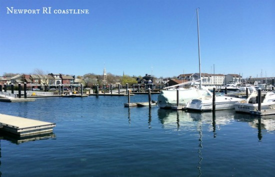 Newport RI In Grand Style | Waterfront & Mansions