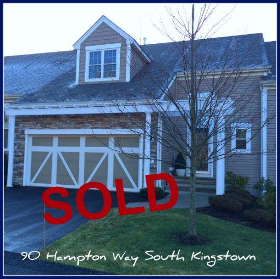 South Kingstown RI Home Sale Update August 2014