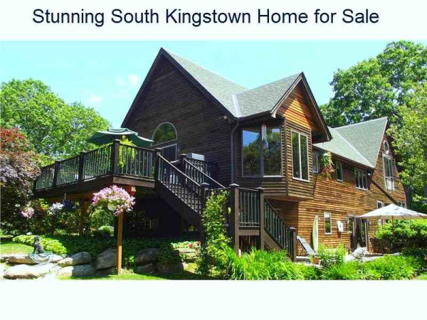 South Kingstown Real Estate Market April 2016