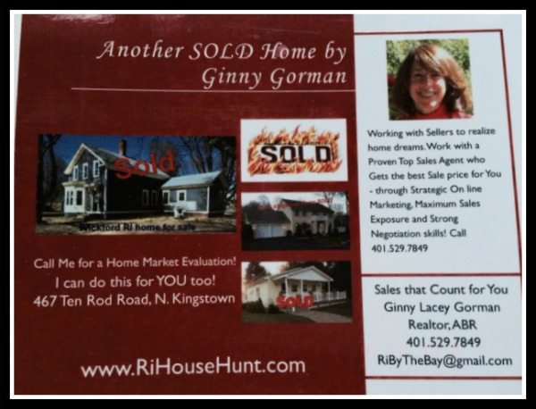 North Kingstown Sold Homes | Secret Sauce Pricing