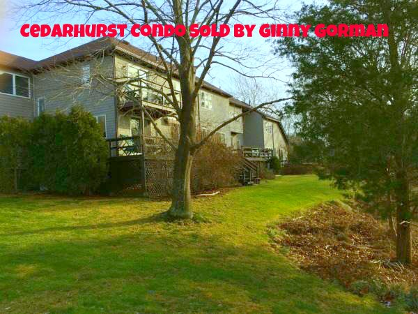 North Kingstown Waterfront Condo Sold | Cedarhurst Condo