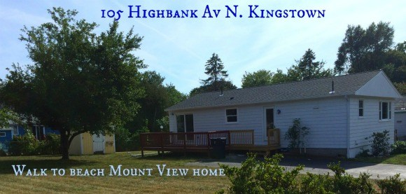 Coming to North Kingstown Real Estate Market | Mount View Coastal Home