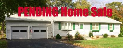 Lantern Lane Neighborhood Home Pending | North Kingstown RI