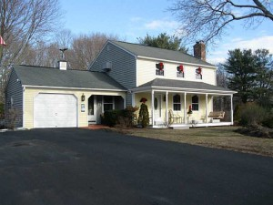 SOLD Wickford Village Home in North Kingstown RI