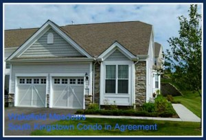 Another Wakefield Meadows South Kingstown Condo in Agreement