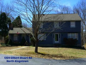Saunderstown RI Colonial Home for Sale | Price Improvement