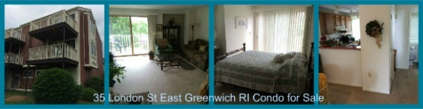 East Greenwich RI Condo for Sale | 35 London St.
