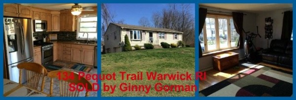 Just Sold Warwick RI Renovated Ranch
