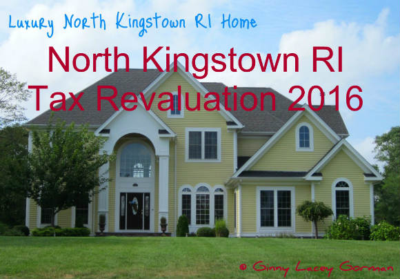 North Kingstown RI Tax Assessments | Statistical Revaluation 2015