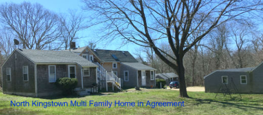 North Kingstown multi family for sale 81 pendar road