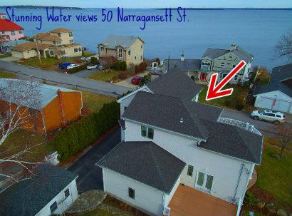 Coastal 50 Narragansett St. North Kingstown RI home new to market