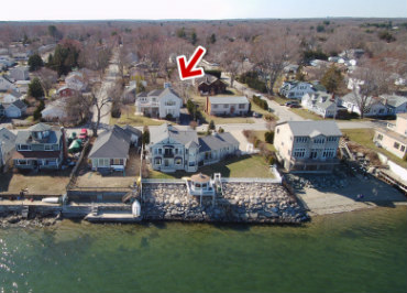 Water View North Kingstown Home for Sale New Construction