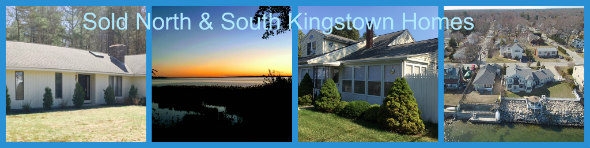 Top RI Real Estate Sales in South & North Kingstown RI December 2017