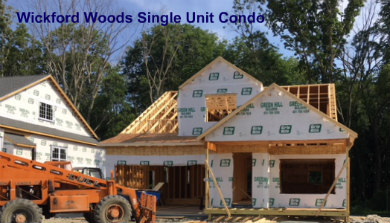 Wickford Woods Condos North Kingstown New Construction for Sale