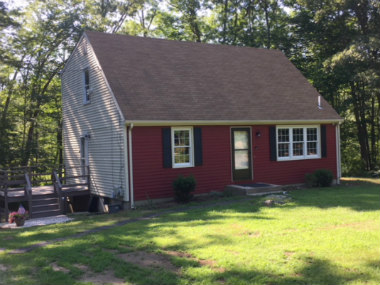 2350 Harkney Hill Rd Coventry Saltbox Home for Sale Acreage