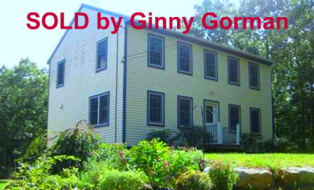 Hopkinton RI Colonial Sold At Top Price 171 Stubtown Road