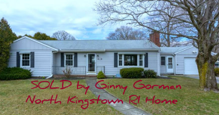 Another North Kingstown Home Sold 15 Hunts River Drive