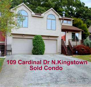 Cardinal Ridge Condos in North Kingstown RI