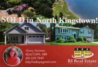 Ginny Gorman Sells RI Real Estate Well