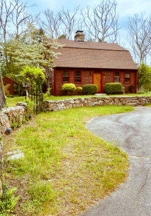29 Small Pox Trail Richmond RI Post and Beam Home for Sale