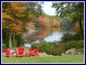 Waterfront South Kingstown RI Colonial Home for Sale 90 Barbers Pond Rd.