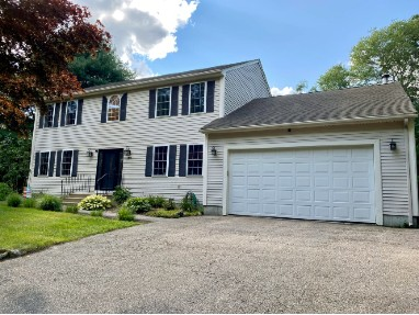South Kingstown RI Waterfront Home for Sale Barbers Pond